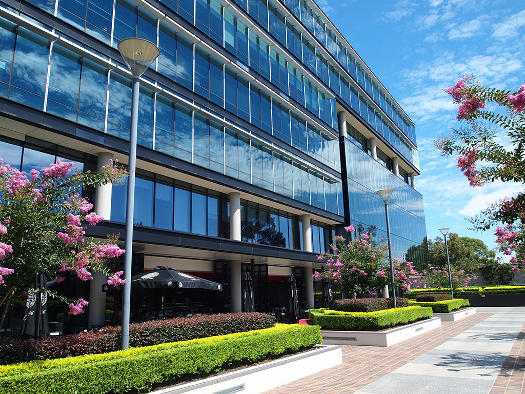 Pinnacle Office Park | Sydney Property Development
