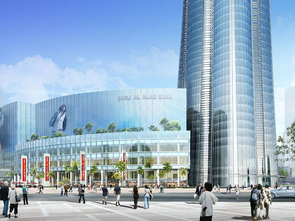 Property Development International | The World Tower Dubai