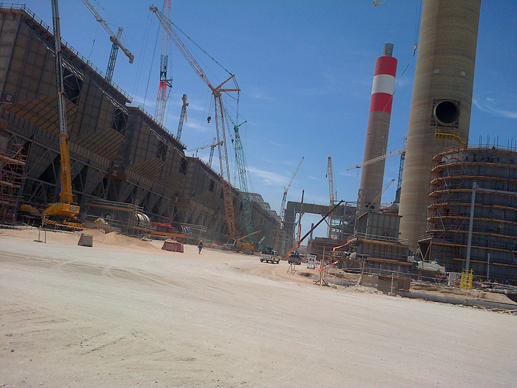 rabigh-power-plant-development