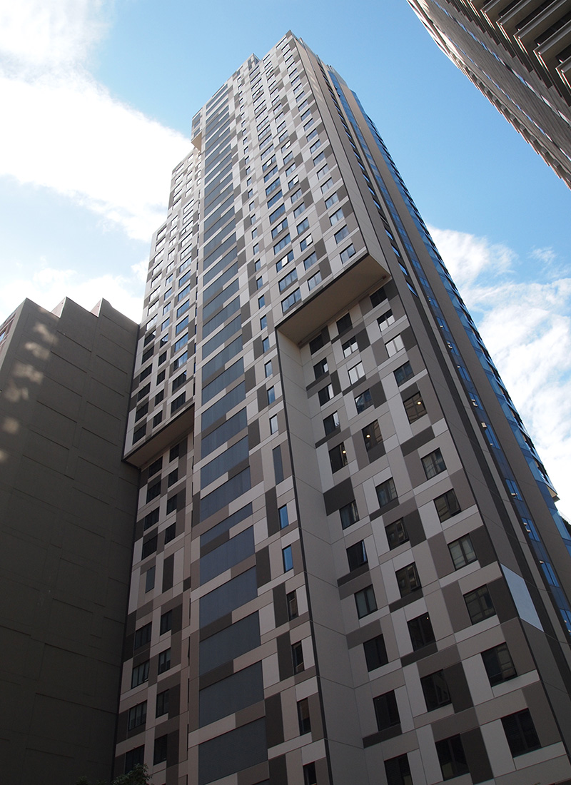 Sydney High-rise Development | The Hyde
