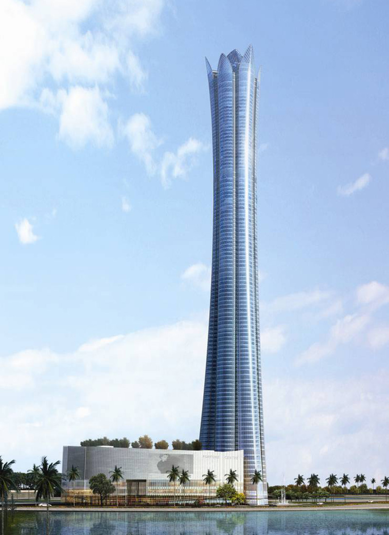 International Property Development | World Tower Dubai